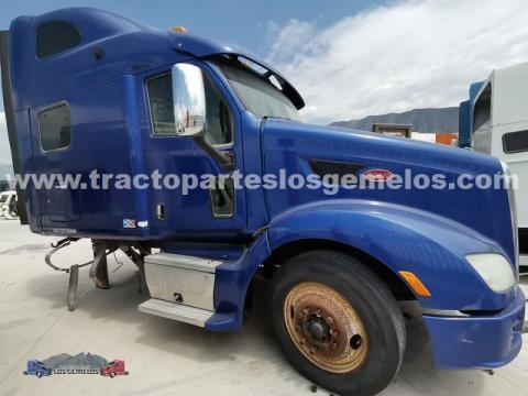 Tracto Camión Peterbilt 387 año 2011