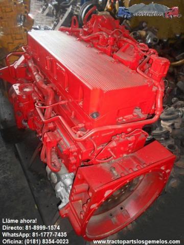 Motor Cummins ISM con EGR 320 HP