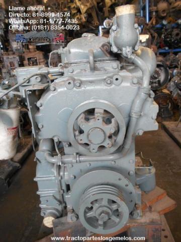 MOTOR DETROIT GMC 671