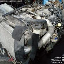 Corte de Motor Maxxforce 2011 de 450 HP