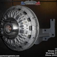 Fan Clutch Horton 2 Vel. Inter. ISX