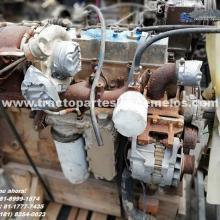 Motor Cummins 210 serie C