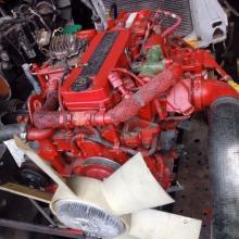 Motor Cummins ISB 6.1L 240 HP 2013